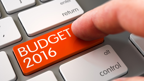 Budget Commentary 2016